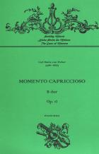 Karl Maria von Weber, Momento Capriccioso